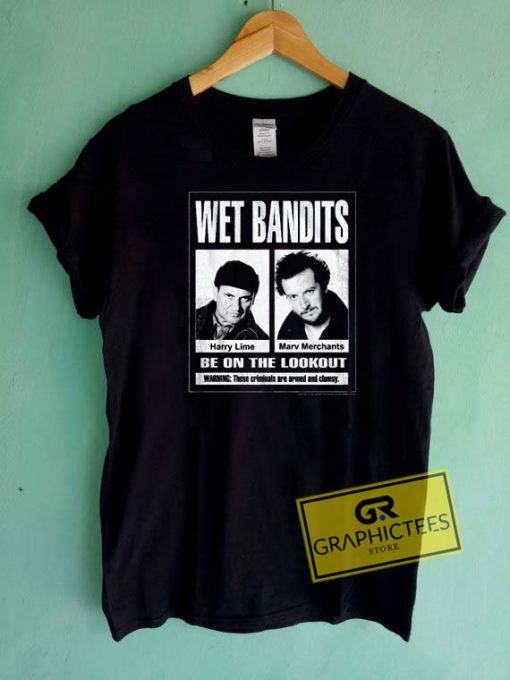 Harry And Marv Wet Bandits Tee Shirts