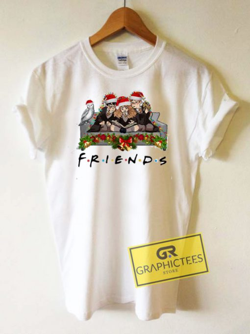 Harry Potter Friends Christmas Tee Shirts