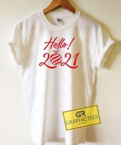 Hello 21 Christmas Tee Shirts