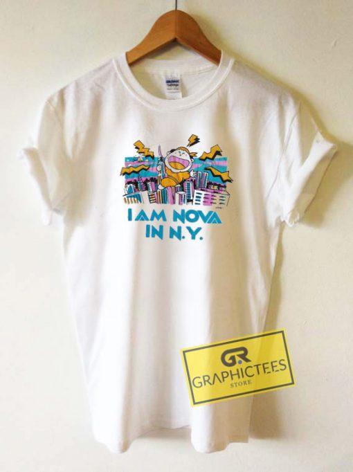 Iam Nova In New York Tee Shirts