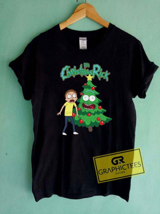 Im Christmas Rick Tee Shirts