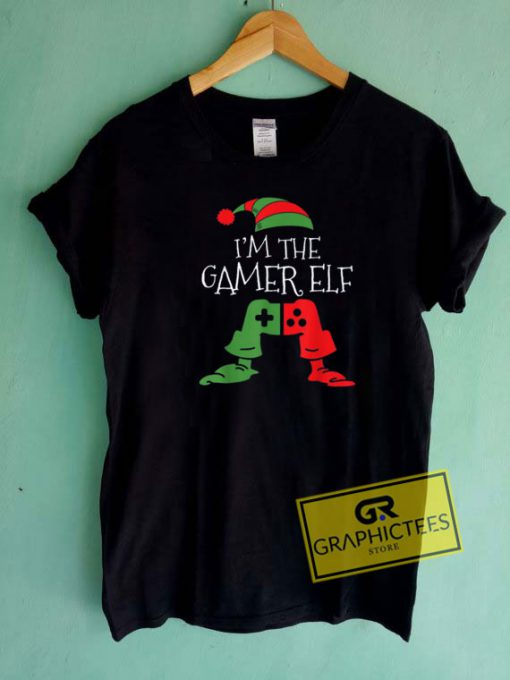 Im The Gamer Elf Tee Shirts
