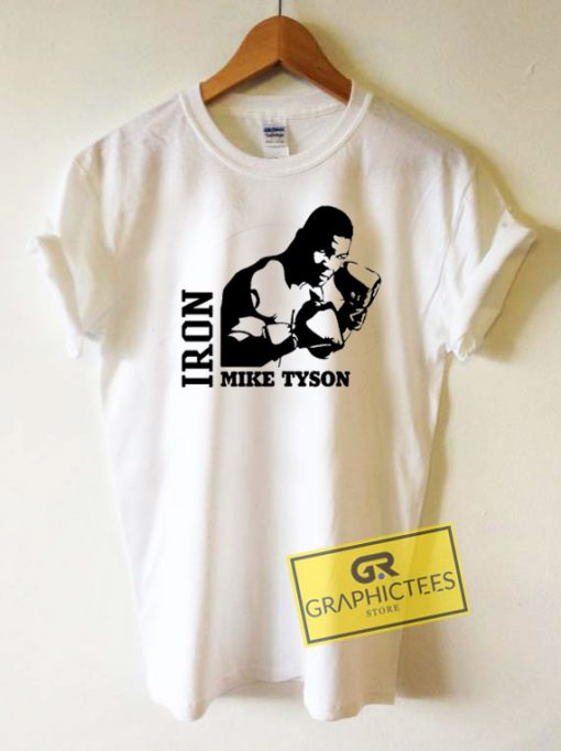Iron Mike Tyson Tee Shirts