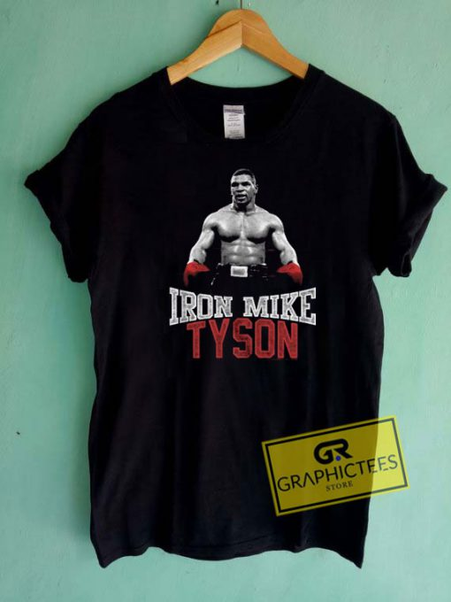 Iron Mike Tyson Tee Shirts