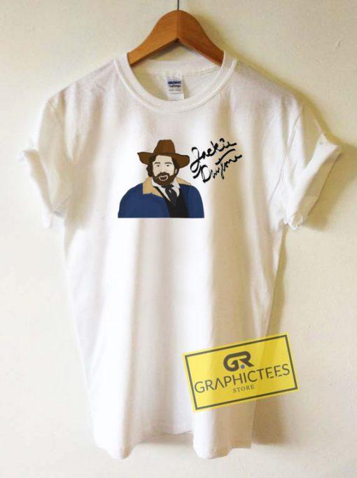 Jackie Daytona Cartoon Tee Shirts