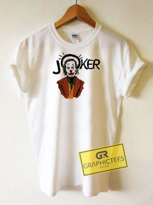 Joker Graphic 2019 Tee Shirts