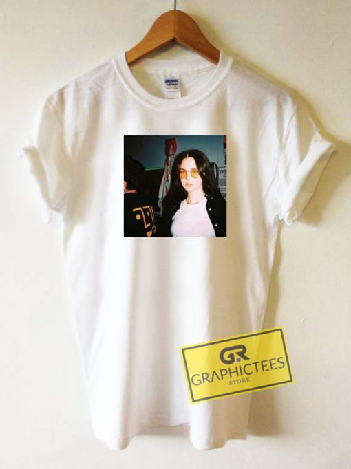 Lana Del Rey Glasses Tee Shirts