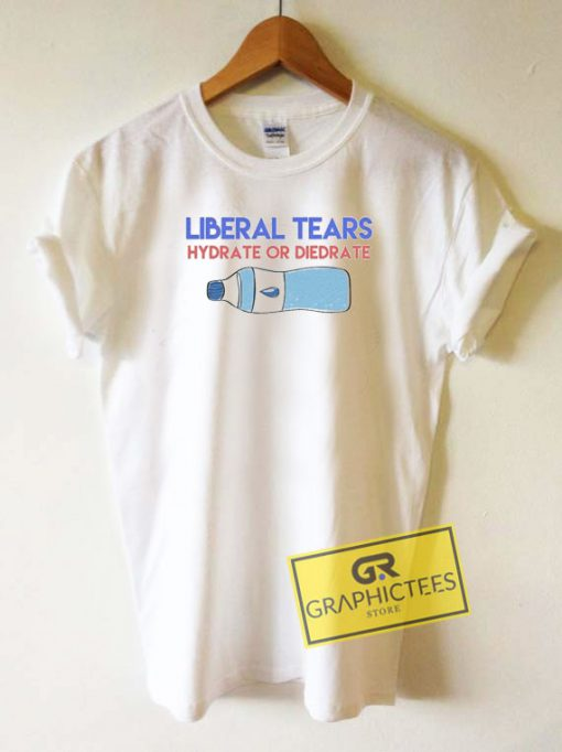 Liberal Tears Bottle Tee Shirts