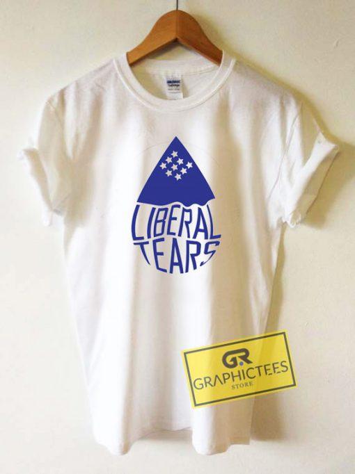 Liberal Tears Water Tee Shirts