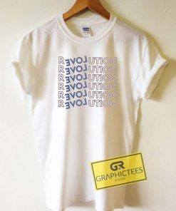 Love Revolution Tee Shirts