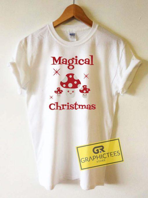 Magical Christmas Tee Shirts