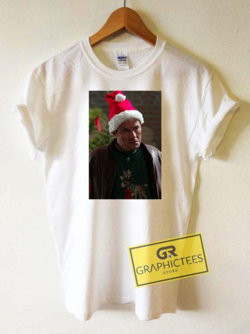 Malcolm Hal Christmas Tee Shirts