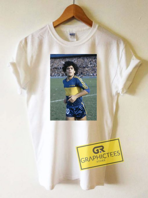 Maradona Football Tee Shirts