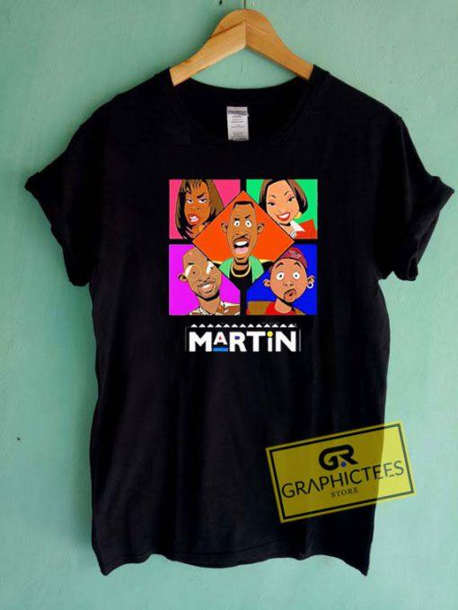Martin Lawrence Tee Shirts