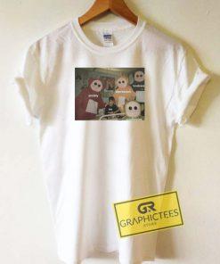 Me Teletubbies Graphic Tee Shirts