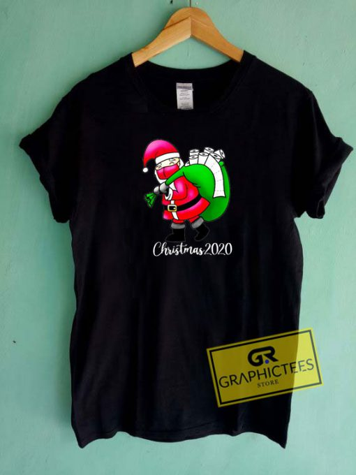 Merry Christmas 2020 Tissue Tee Shirts