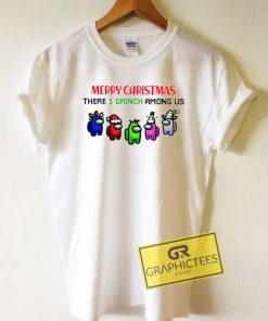 Merry Christmas Among US Tee Shirts