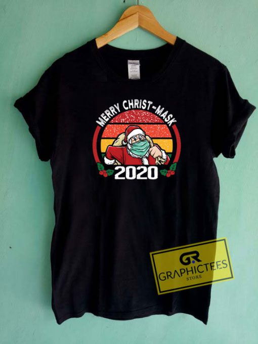 Merry Christmask Christmas 2020 Tee Shirts
