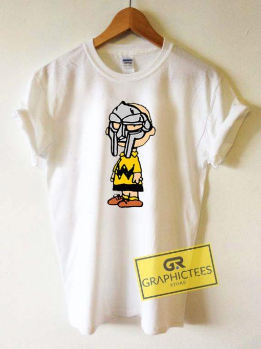 Mf Doom Charlie Brown Tee Shirts