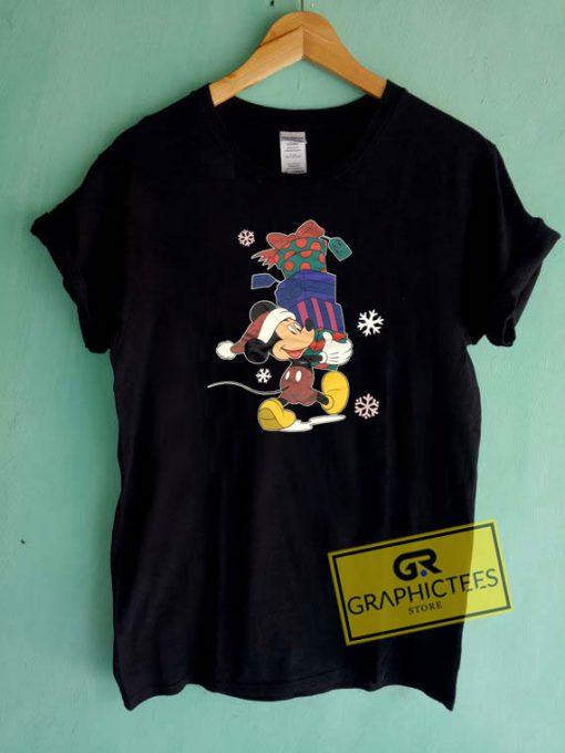 Mickey Mouse Christmas Tee Shirts