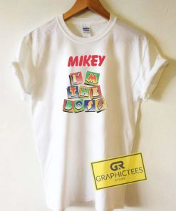 Mikey Im The Boss Tee Shirts