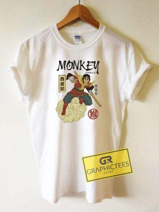 Monkey Magic Tee Shirts