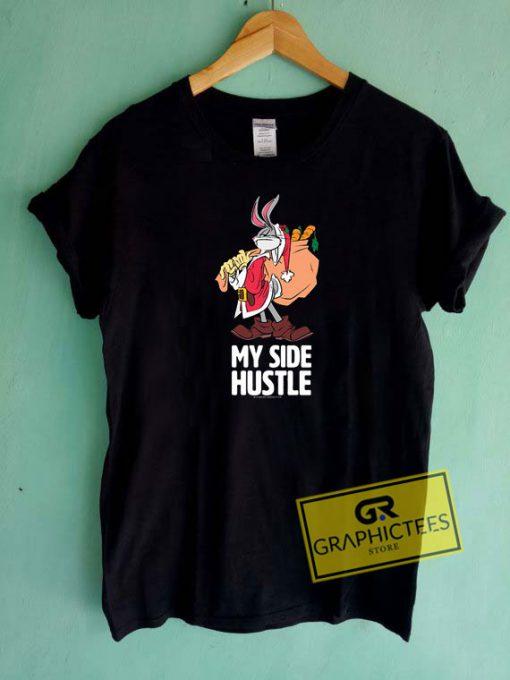 My Side Hustle Christmas Tee Shirts