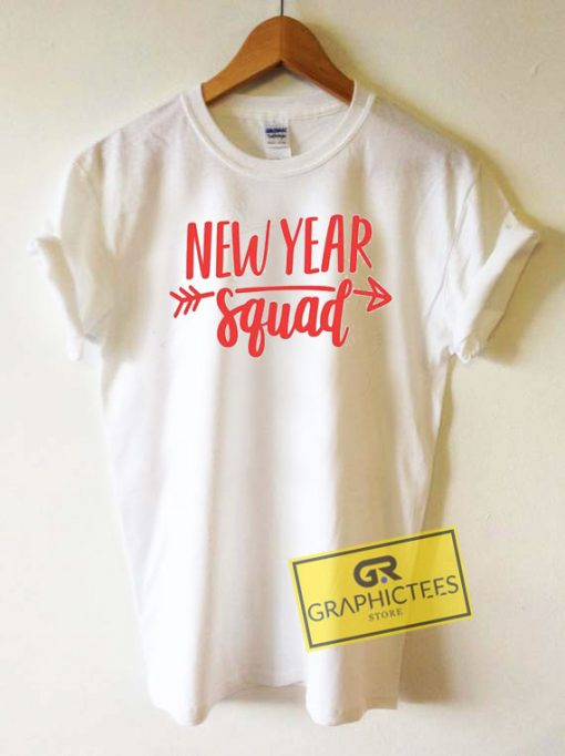 New Year Squad Tee Shirts