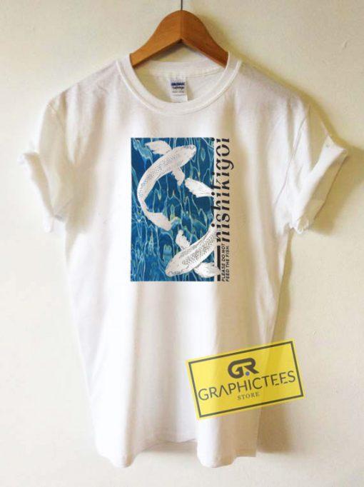 Nishikigoi Graphic Tee Shirts