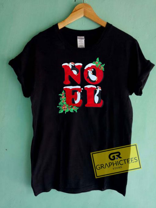No El Christmas Tee Shirts
