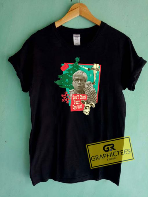 Official A Christmas Story Tee Shirts