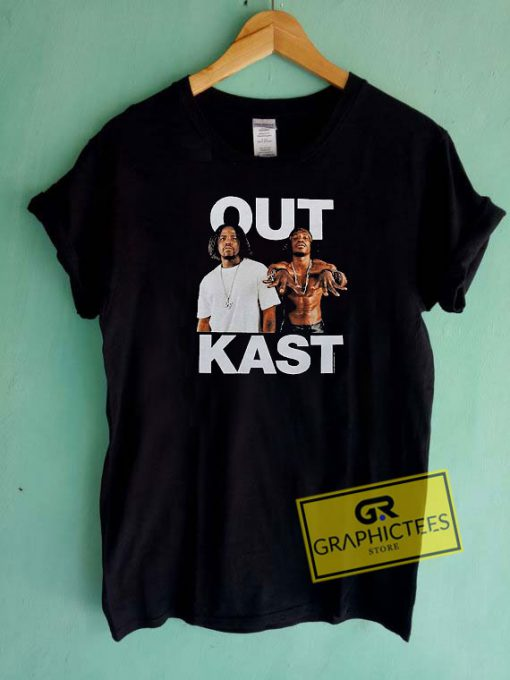 Outkast Graphic Tee Shirts
