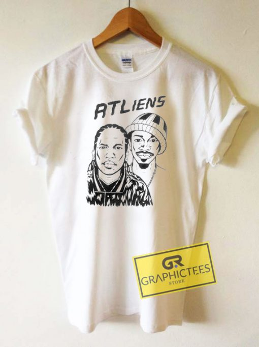 Outkast ATLiens Tee Shirts