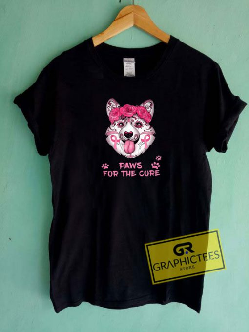 Paws For The Cure Tee Shirts
