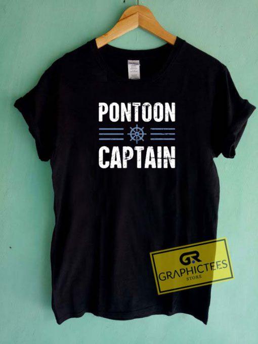Pontoon Captain Tee Shirts