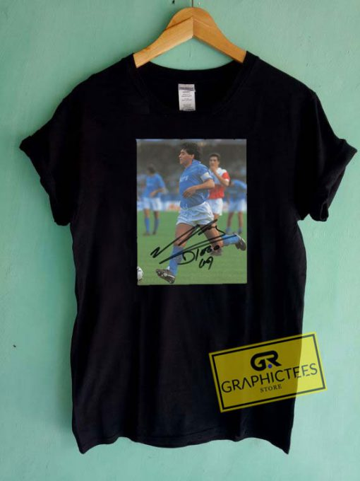 RIP Diego Maradona Legend Tee Shirts