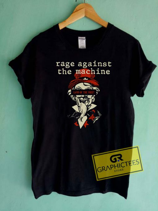 Rage Against The Machine Sam Free Tee Shirts