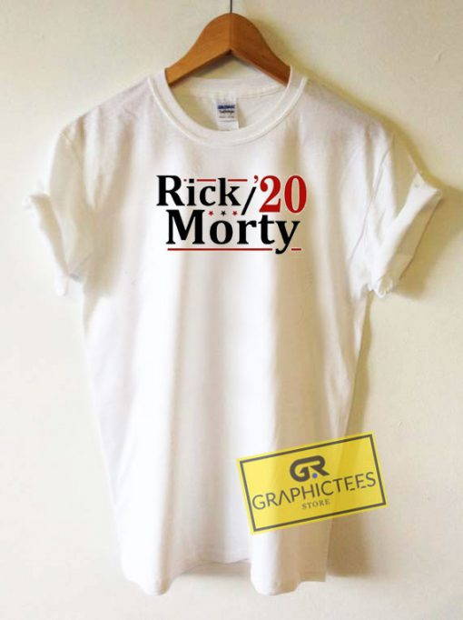 Rick Morty 2020 Tee Shirts
