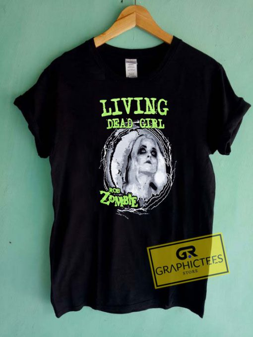 Rob Zombie Living Dead Girl Tee Shirts