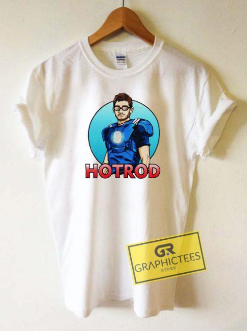 Rodrigo Blankenship Hotrod Tee Shirts