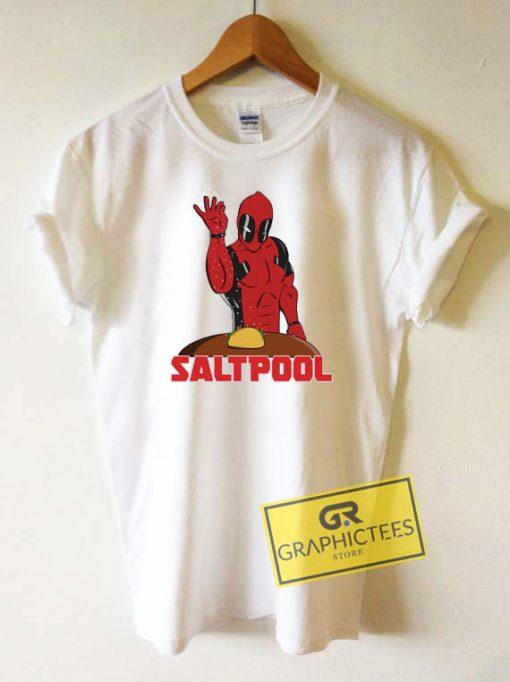 Saltpool Parody Deadpool Tee Shirts