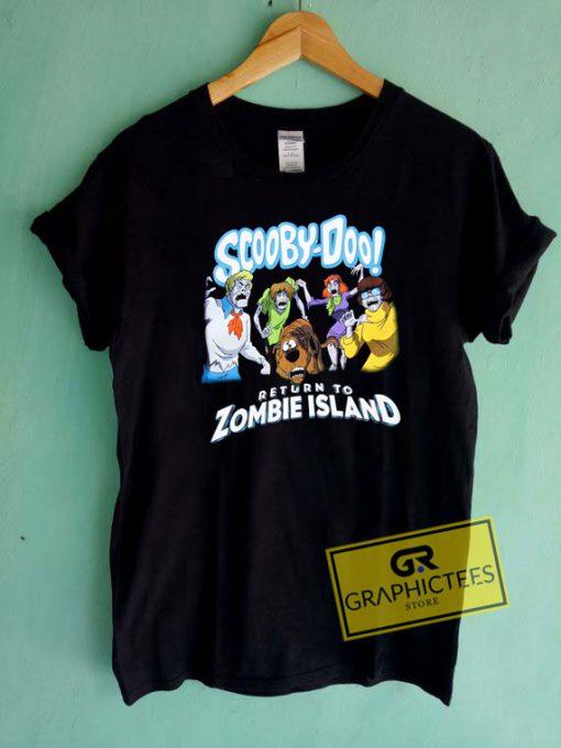 Scooby Doo Zombie Island Tee Shirts