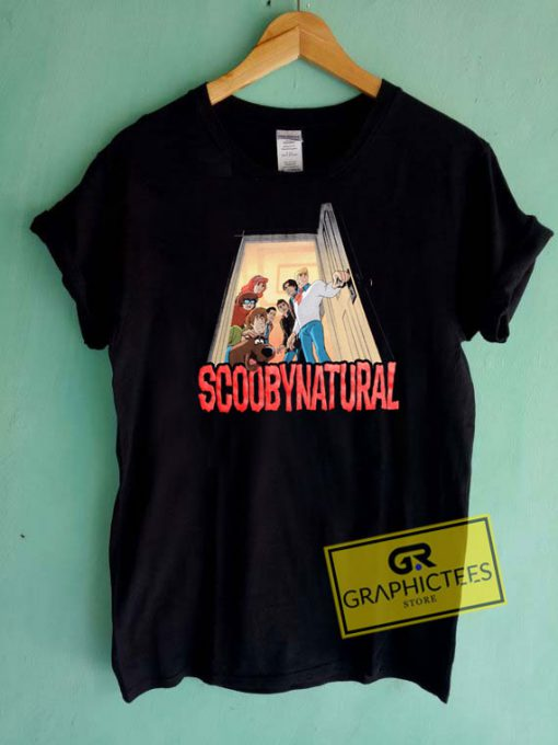 Scooby Natural Tee Shirts