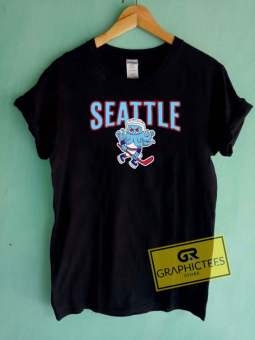 Seattle Graphic Tee Shirts