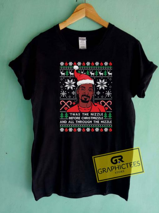 Snoop Dogg Christmas Tee Shirts