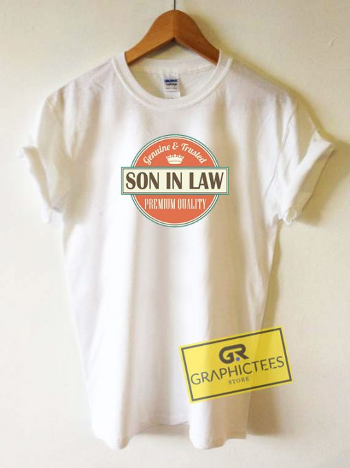 Son In Law Logo Tee Shirts