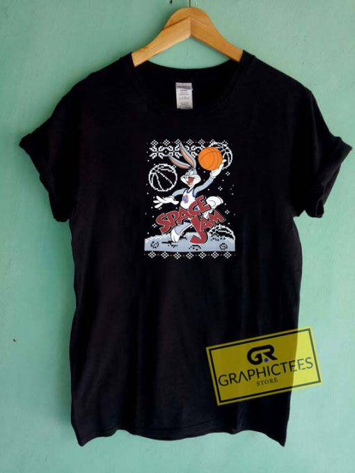 Space Jam Looney Tunes Christmas Tee Shirts