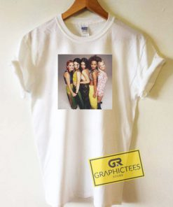 Spice Girls 90s Pop Tee Shirts