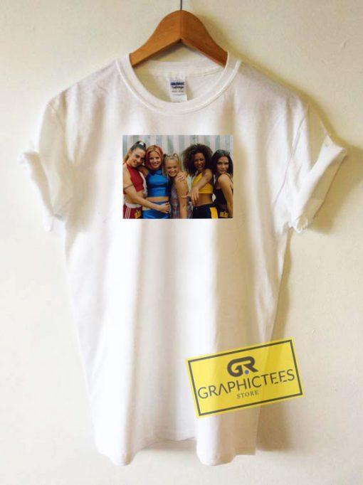 Spice Girls Funny Photos Tee Shirts