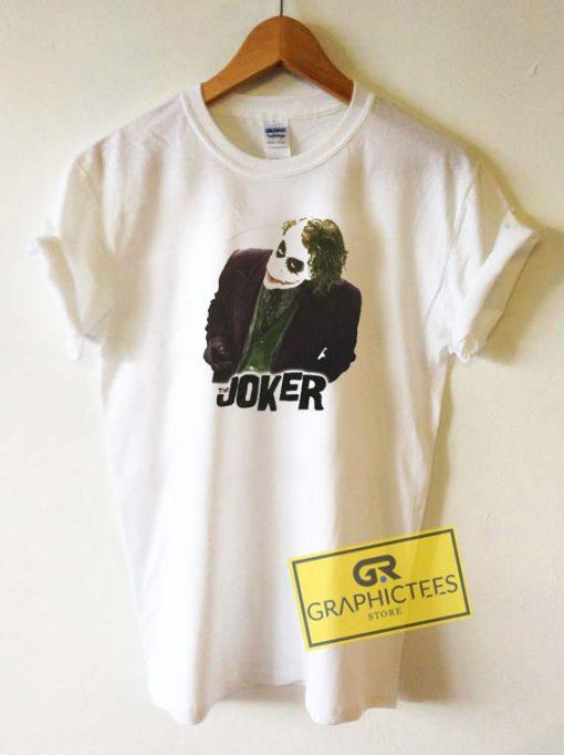 The Joker Face Tee Shirts